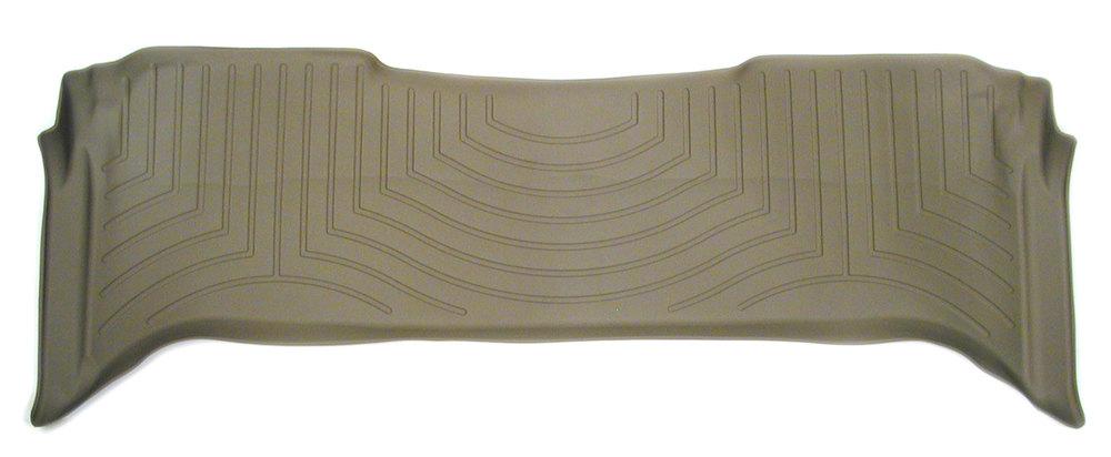 Floorliner™ Molded Mat By Weathertech® Rear Seat Tan