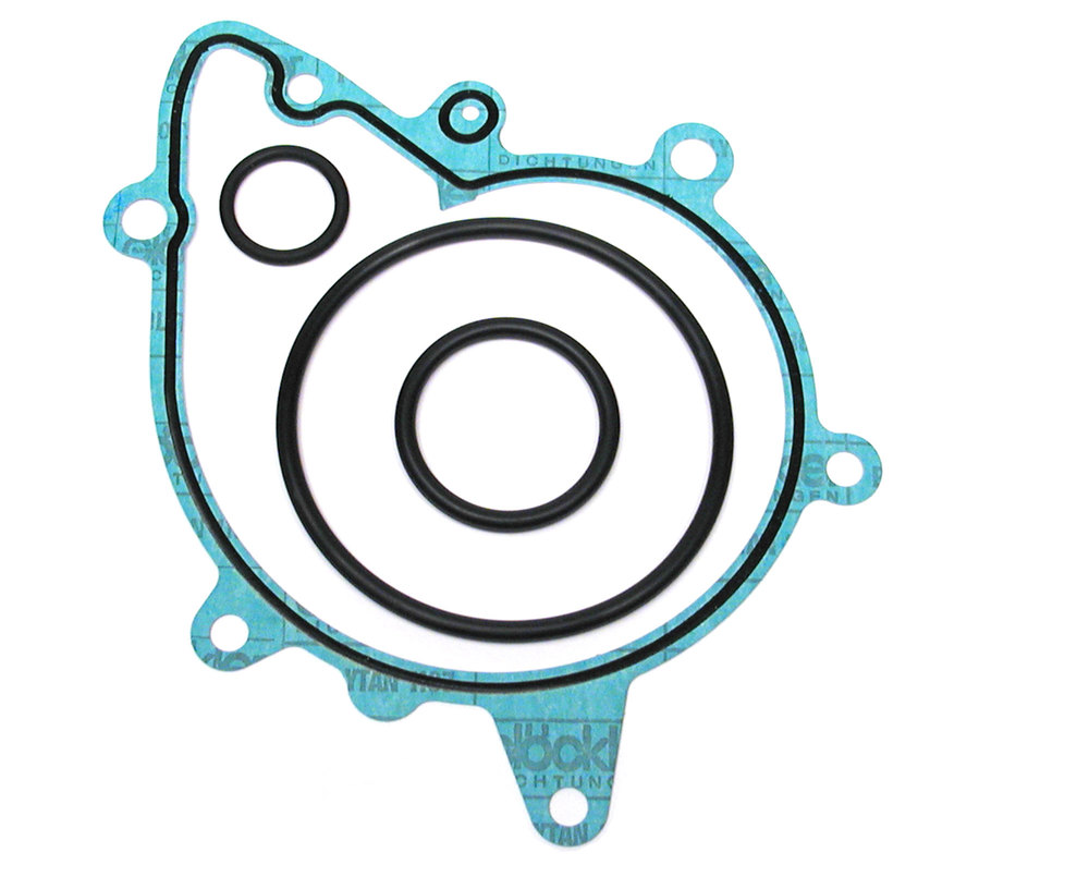 Water Pump Gasket And O-Ring Kit, Includes Water Pump, Thermostat And Water Manifold Seals For Range Rover Full Size L322, 2003 - 2005