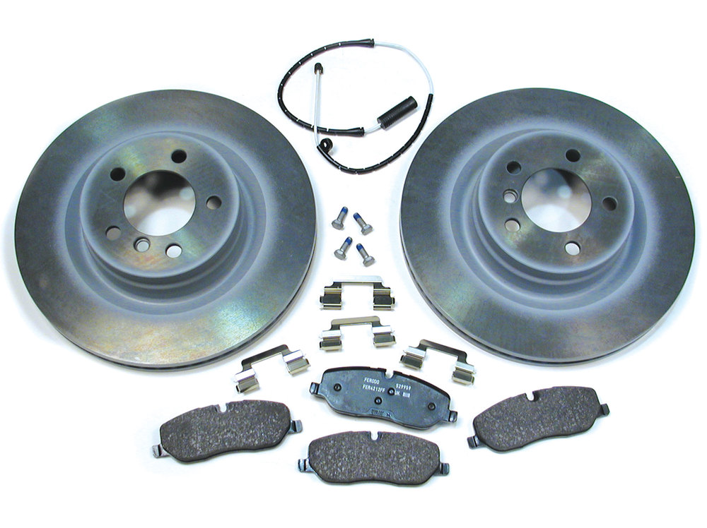 Range Rover brake kit