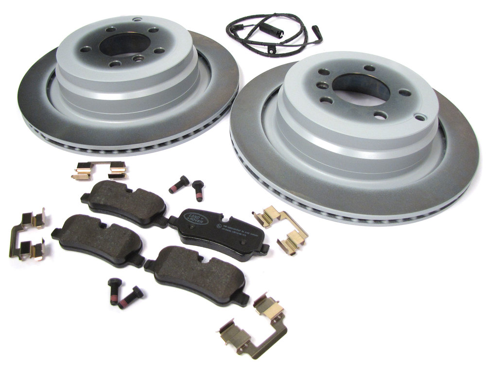 genuine replacement brakes Range Rover Full Size