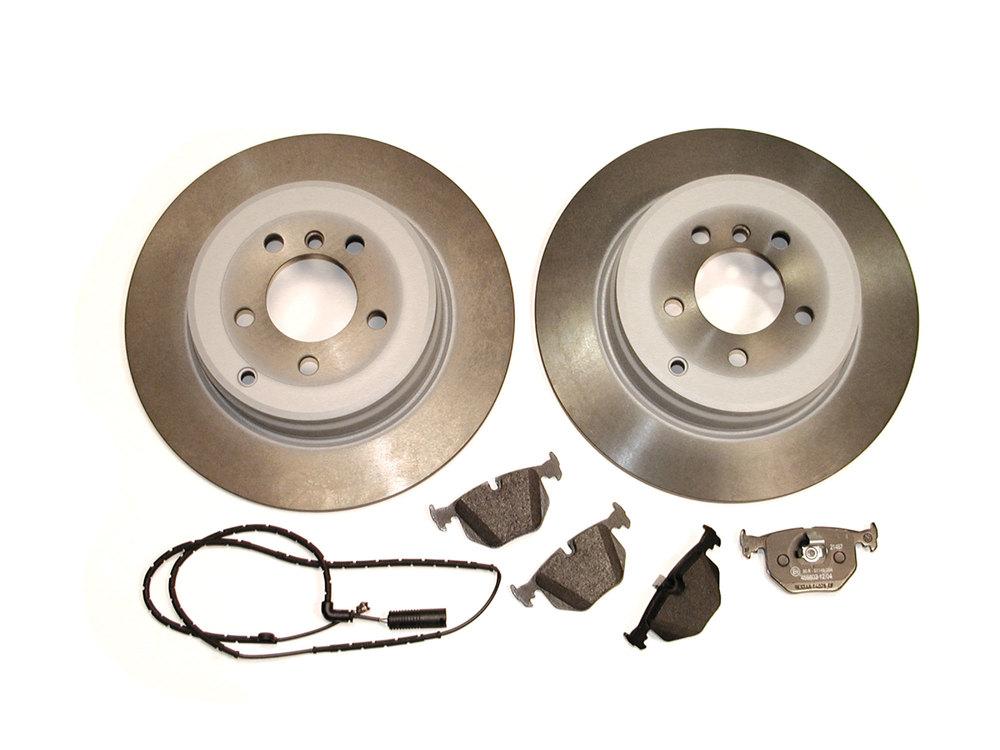 Brake Rebuild Kit - Rear