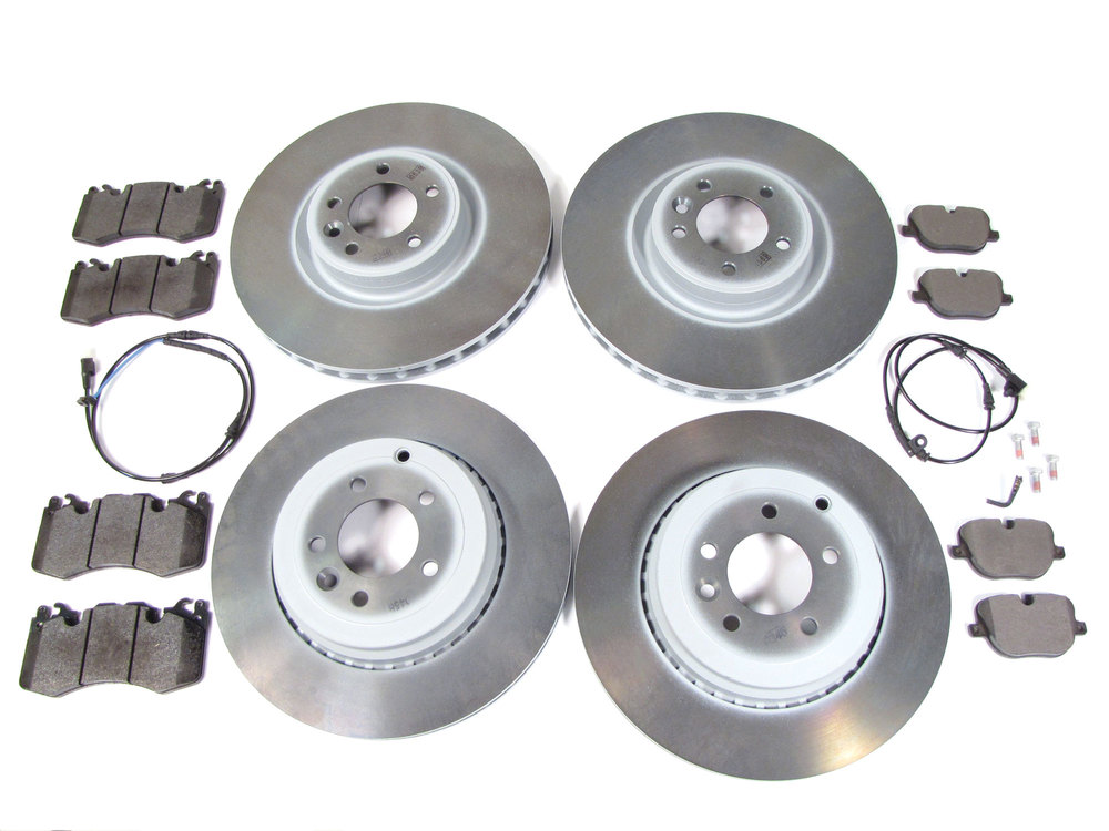 brake rebuild kit for Range Rover