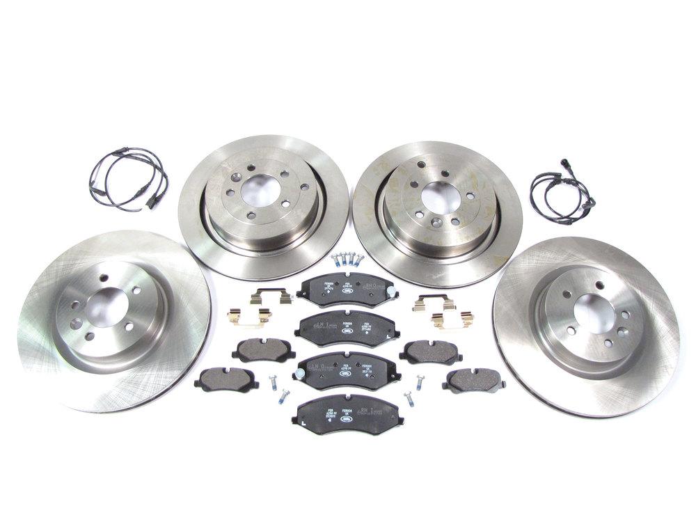 Range Rover Sport brake rebuild kit