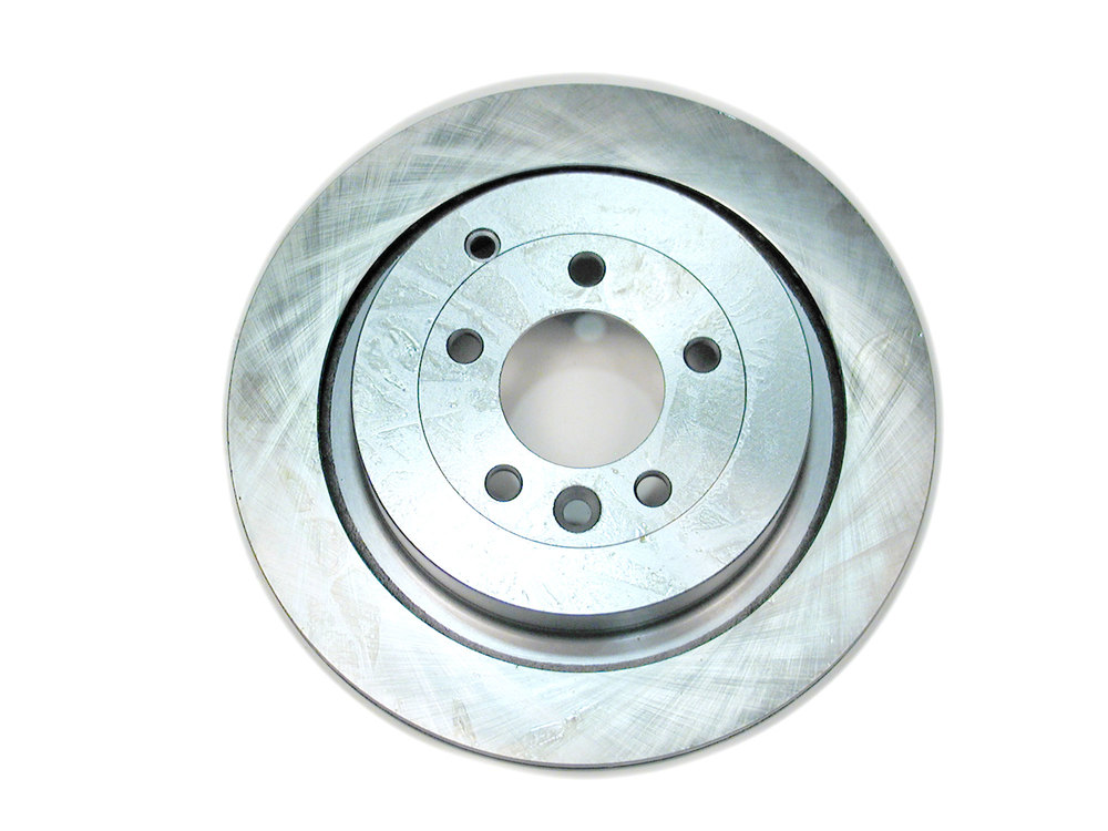 Rear Brake Rotor SDB000646 For Land Rover LR3 V8, LR4 And Range Rover Sport (See Fitment Years)