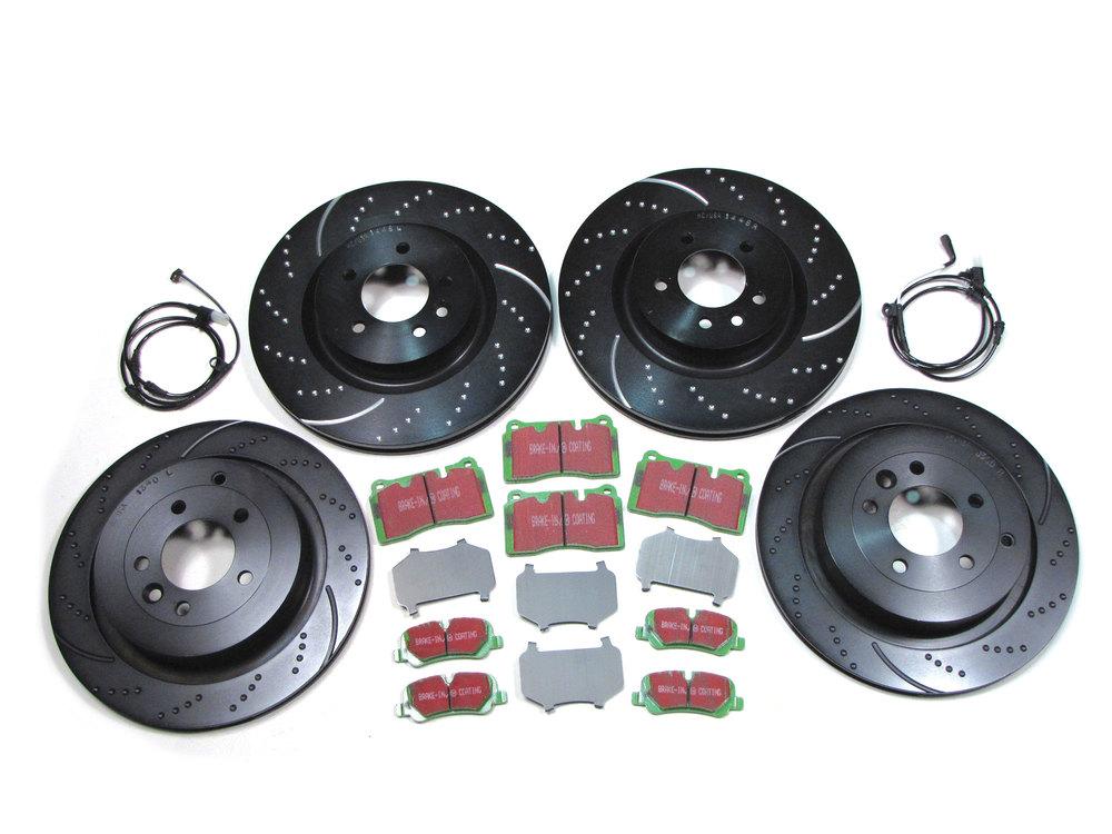 brake rebuild kit