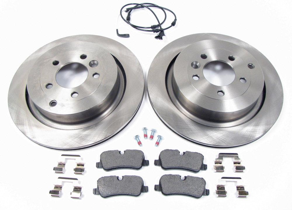 Range Rover Sport brakes