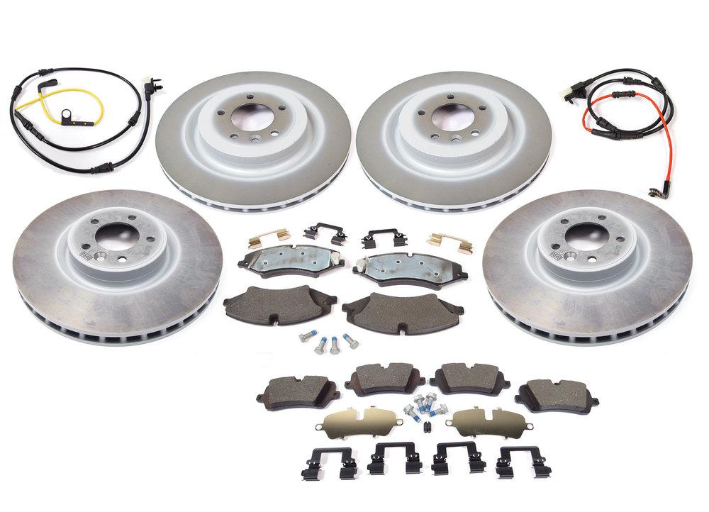 brake rebuild kit for Range Rover Full Size V8