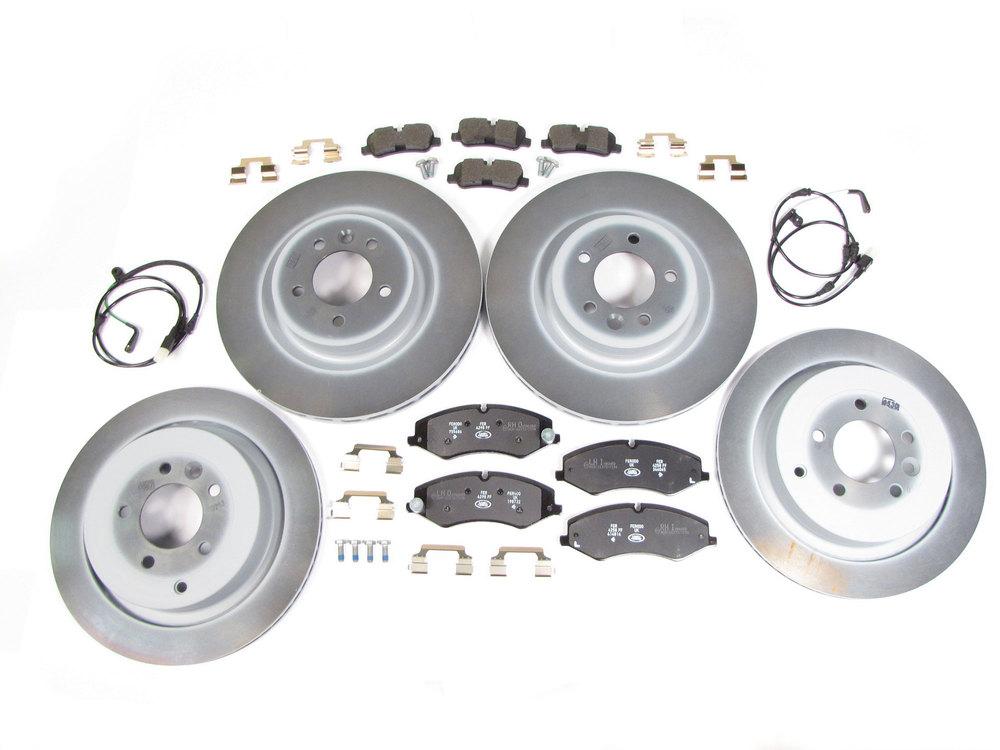 LR4 brake rebuild kit
