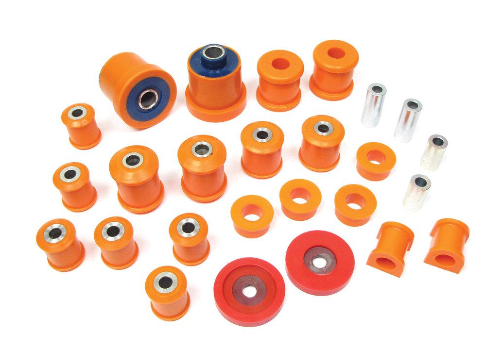 Polybush Set-Orange