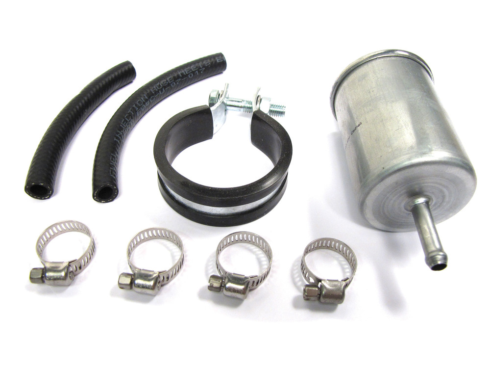 Fuel Filter Retrofit Kit STC12677 For Land Rover Discovery I, Defender 90, Range Rover Classic, And Range Rover P38, GEMS Engine Vehicles