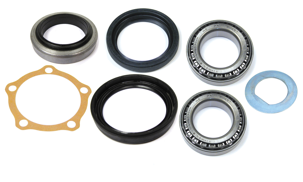 Wheel Bearing Rebuild Kit For Range Rover Classic Without ABS, 1987 - 1989
