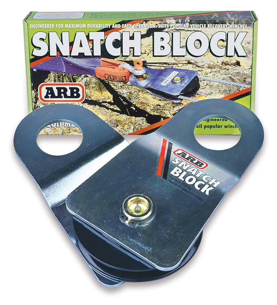 ARB Snatch Block