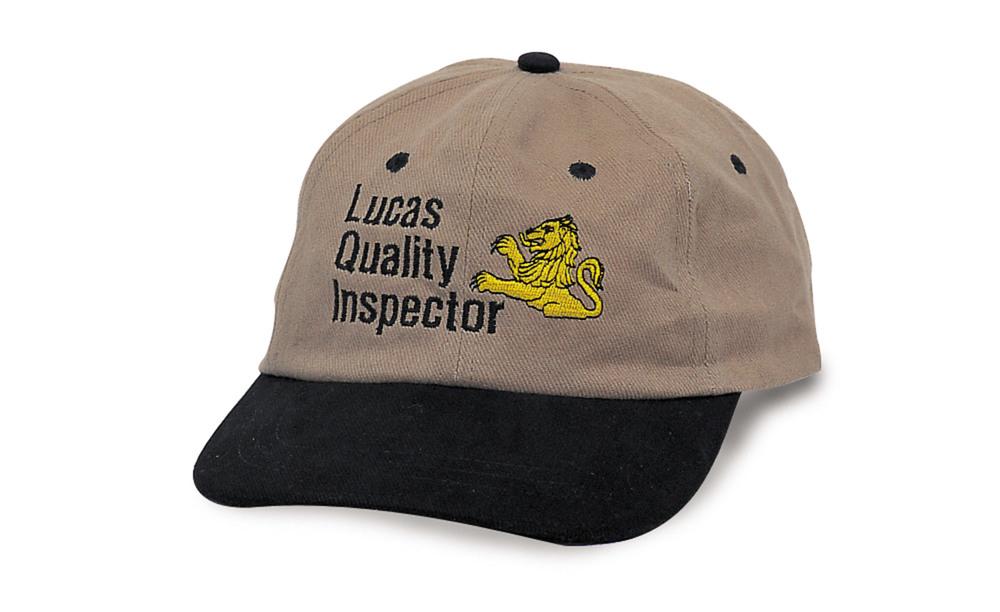 Hat - Lucas Quality Inspector