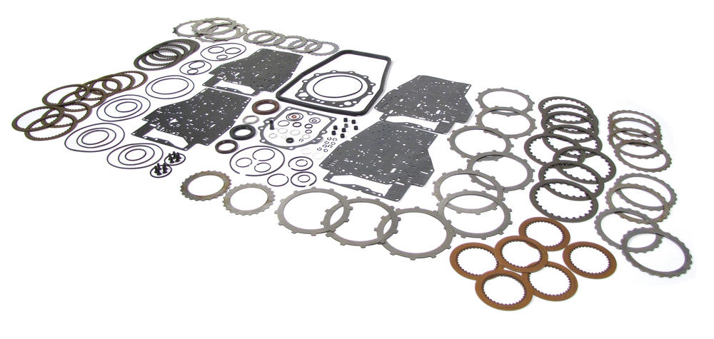 Transmission Master Rebuild Kit ZF4HP22 For ZF Transmission On Range Rover Classic, Includes Replacement Gaskets, Seals, And Wear Parts