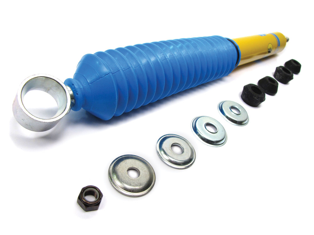 Premium Rear Shock Absorber By Bilstein, For Land Rover Discovery I, Defender 90 And 110, And Range Rover Classic