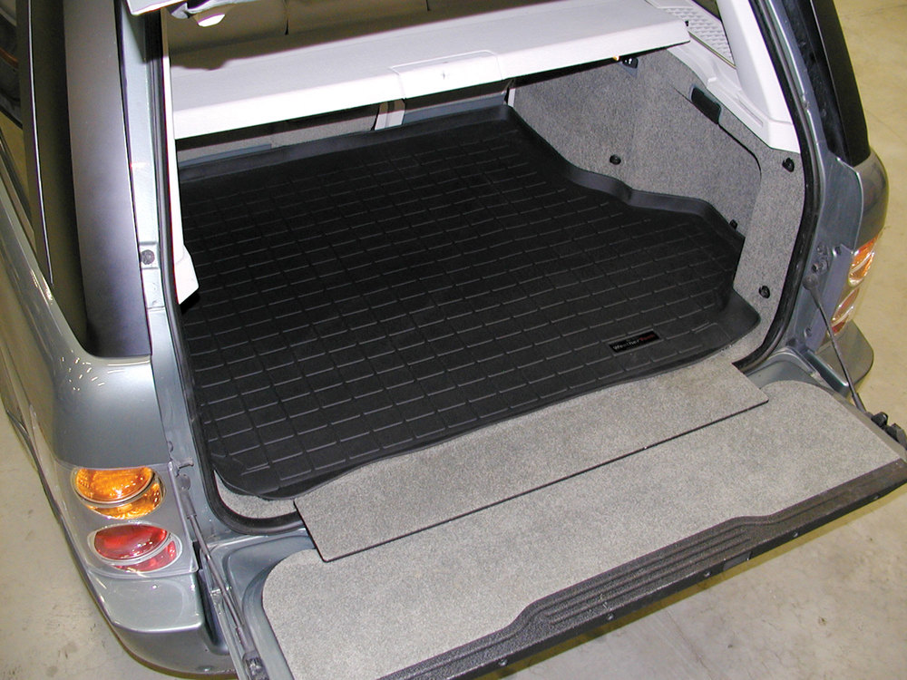WeatherTech Tan Cargo Liner For Range Rover Full Size L322