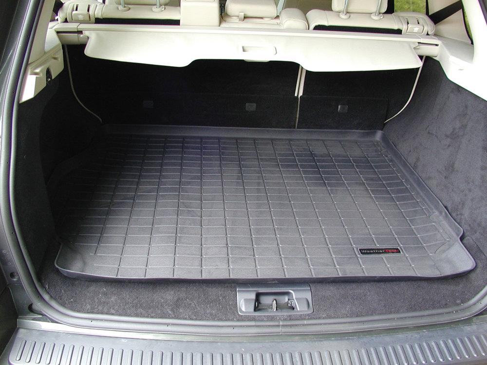 WeatherTech Cargo Liner Loadspace Mat, Black 40302, For Rover Range Rover Sport 2006 - 2009