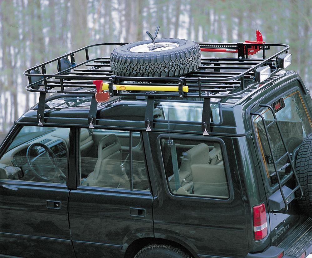 Wilderness Roof Rack Kit (Basket Style)