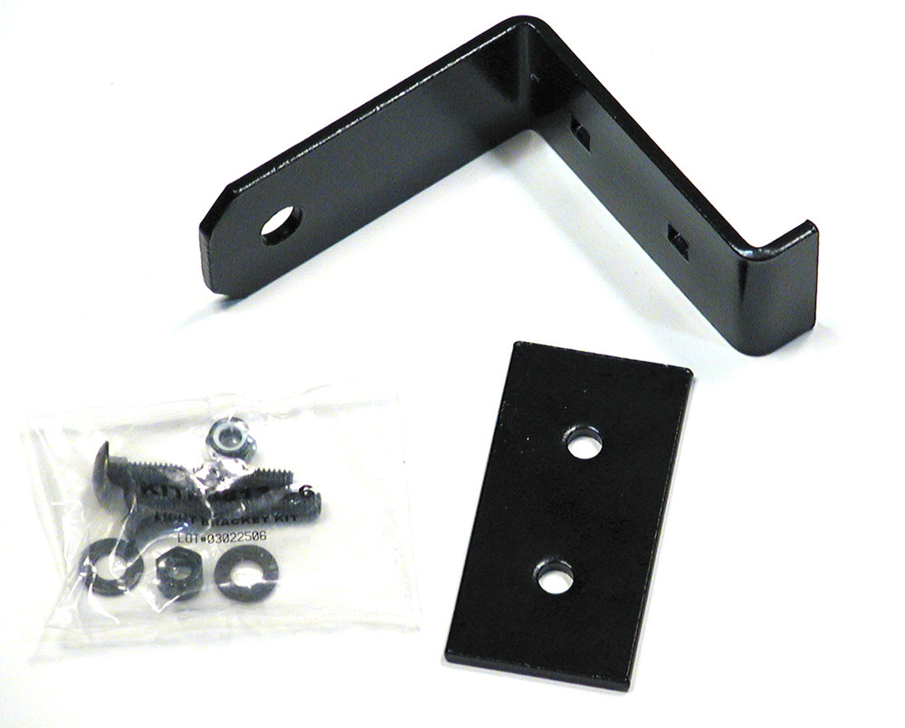 Light Mounting Brackets - For 4
