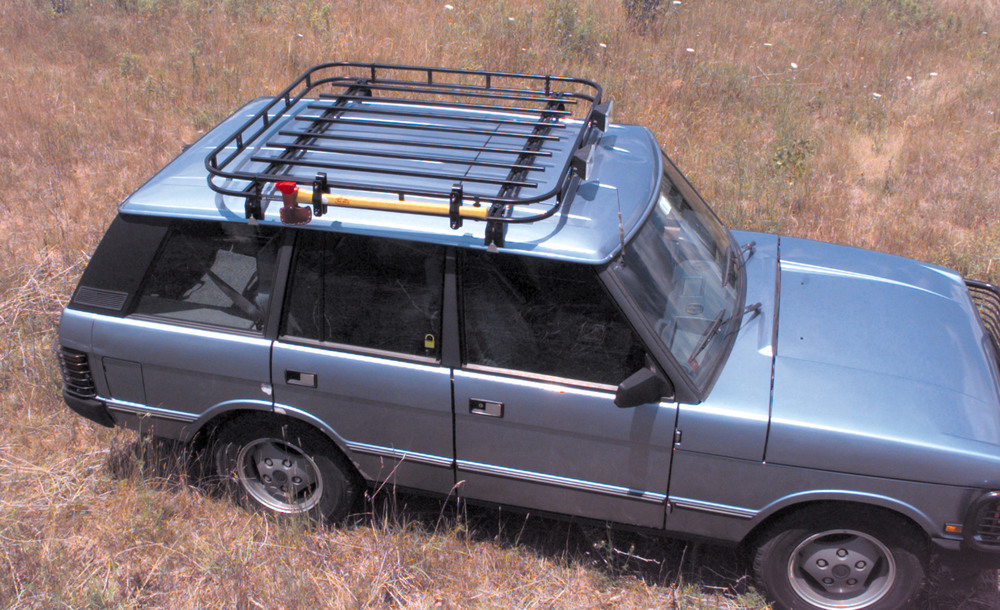 Wilderness Roof Rack For Range Rover Classic 5' X 7' X 6
