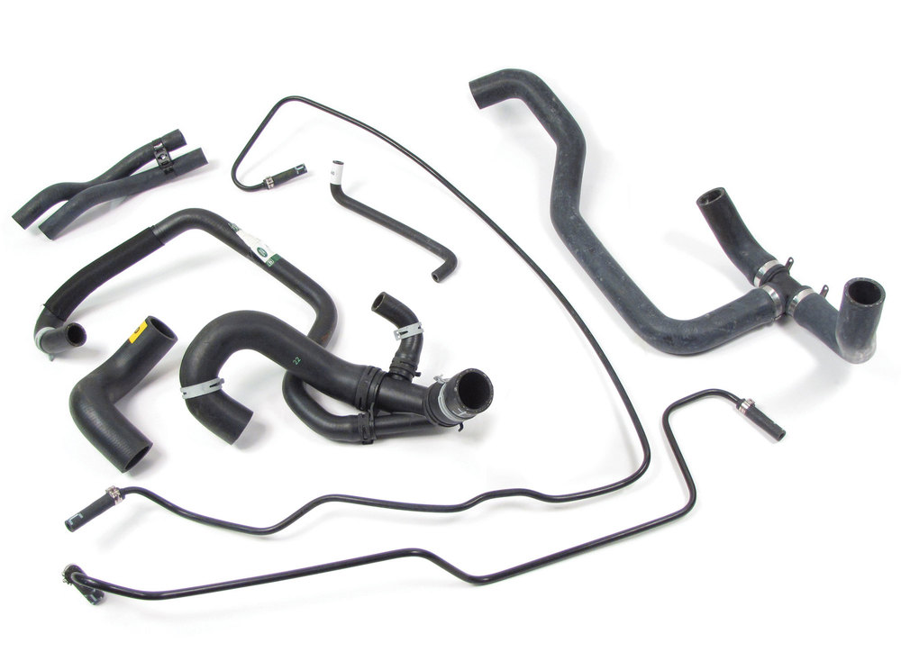 Coolant Hose Replacement Kit For Land Rover Discovery Series 2