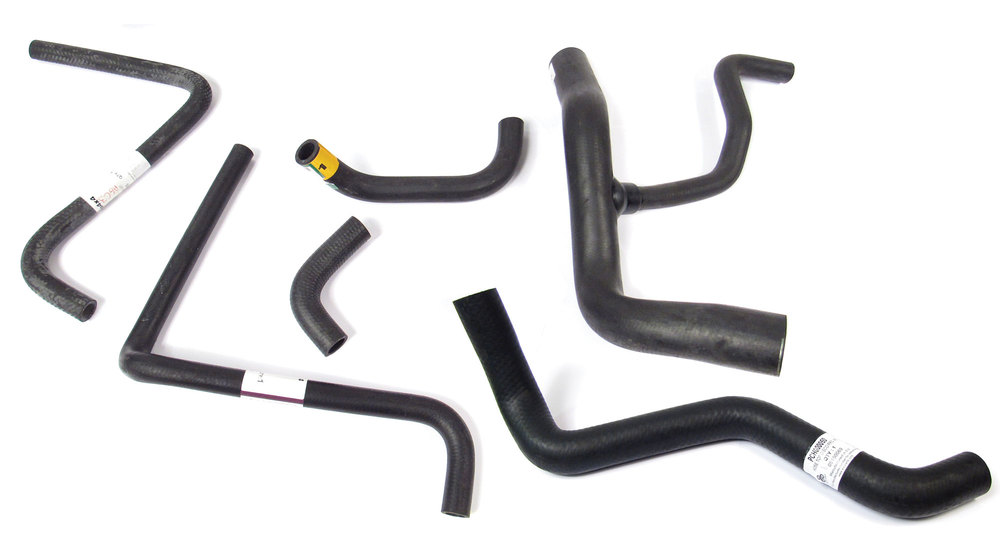 Coolant Hose Kit For Range Rover Classic Long Wheelbase LWB, 1993 - 1994