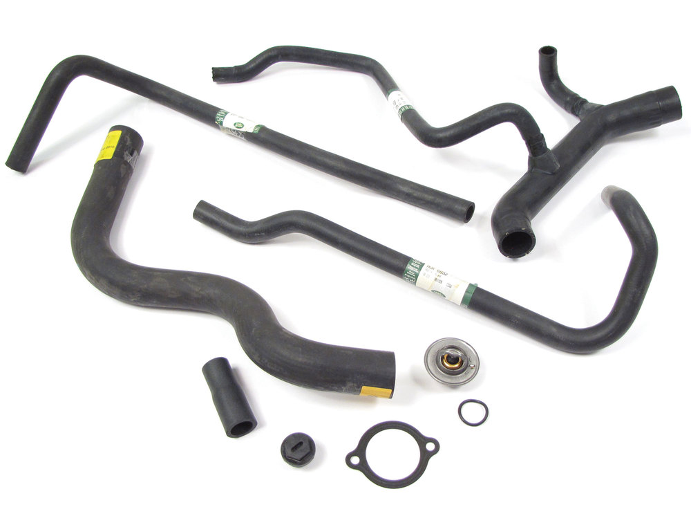 D90 hose kit and thermostat