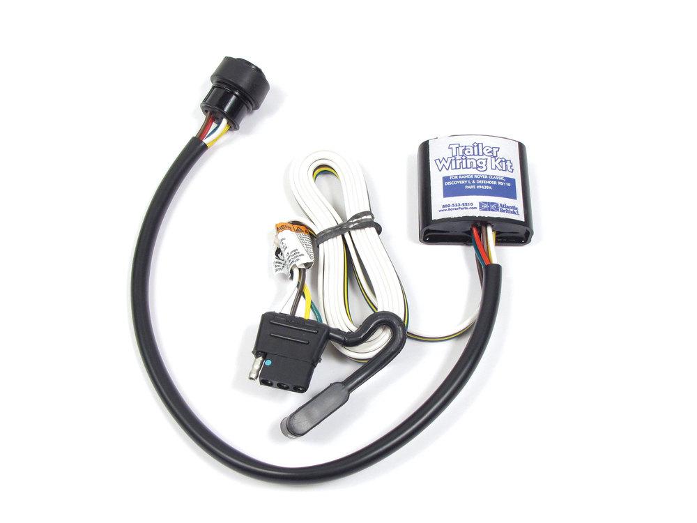 Land Rover trailer wiring kit