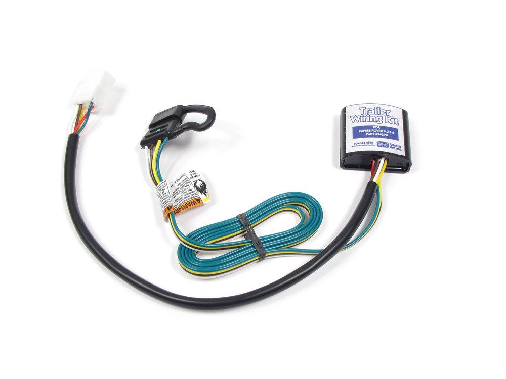 Range Rover trailer wiring kits