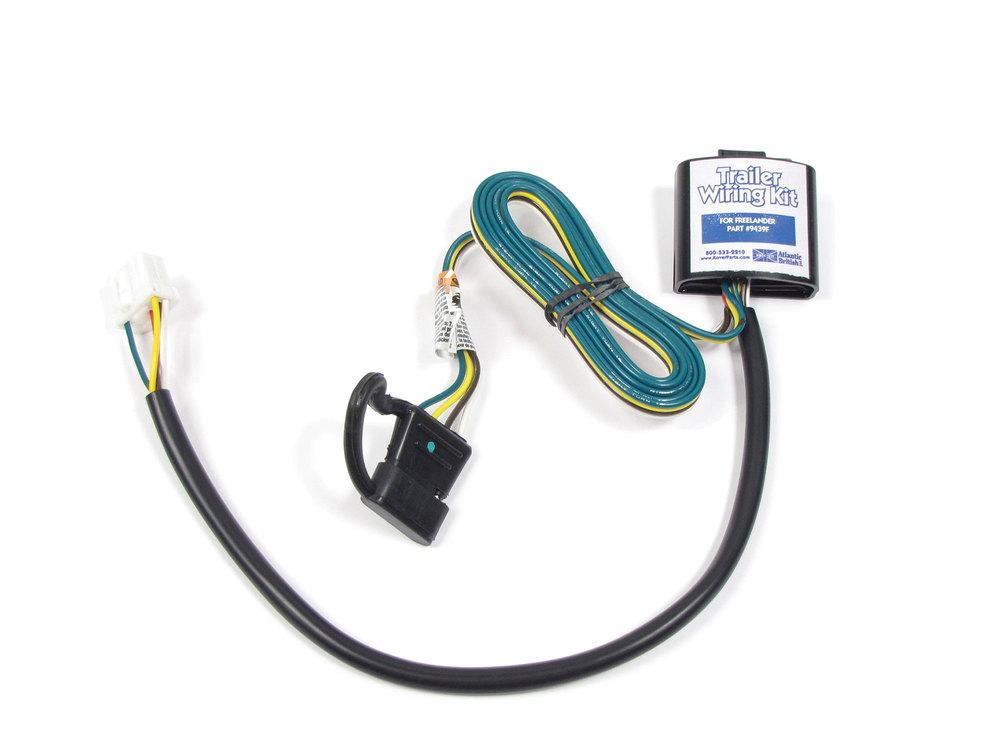 Trailer Wiring Kit For Land Rover Freelander