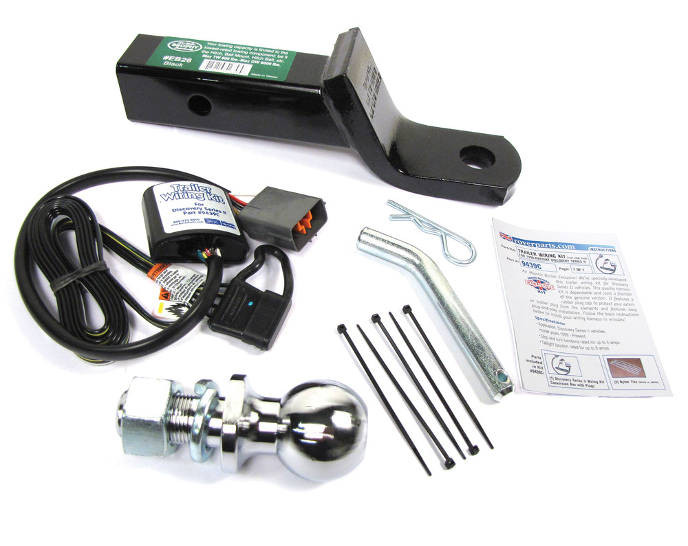 Discovery Series II trailer wiring kit