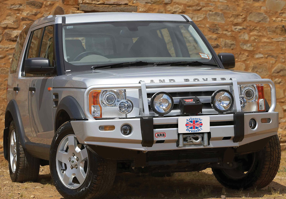 ARB Bull Bar & Winch Bumper