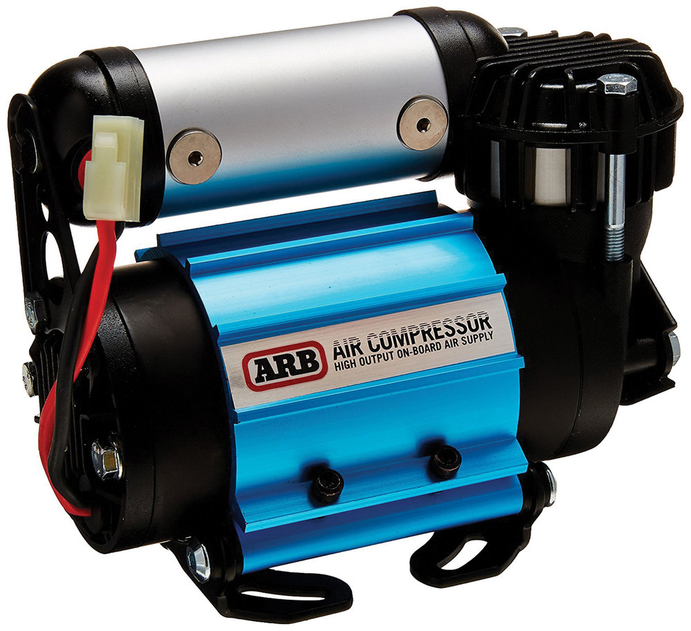 ARB High Performance On-Board Air Compressor Kit - CKMA12