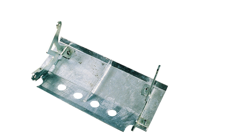 Skid Plate: Steering