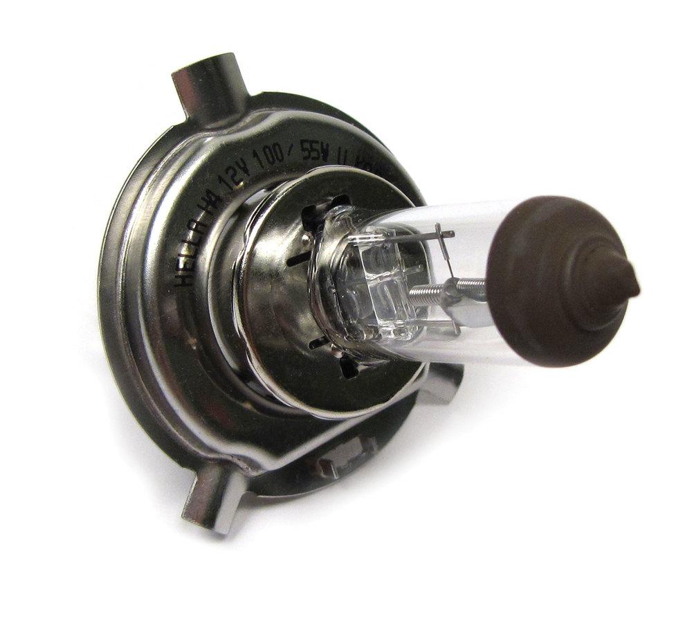 Bulb H4 12VOLT 100/55 Headlamp Offroad