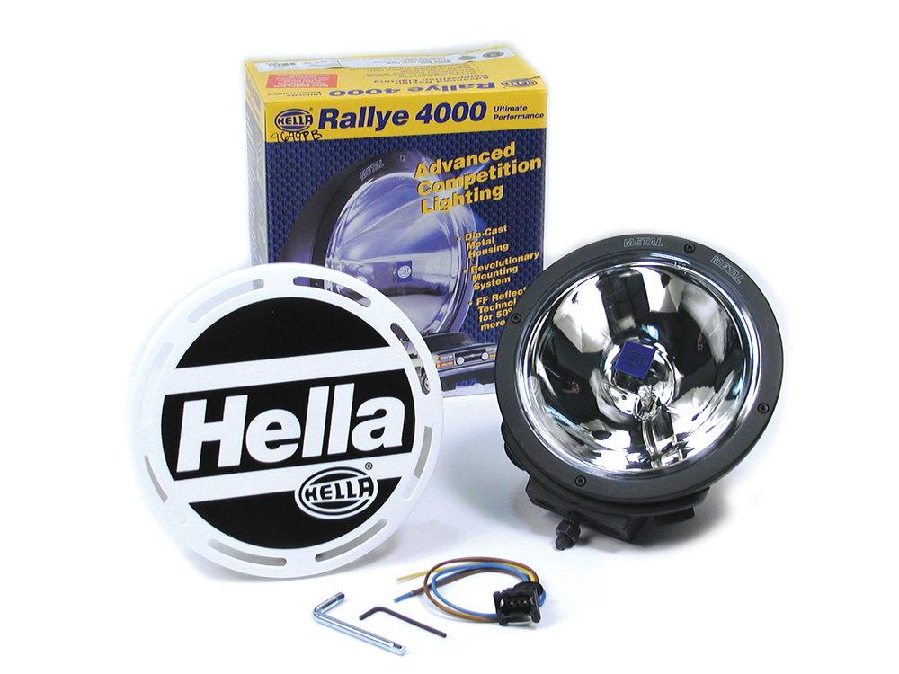 Hella Rallye 4000 light