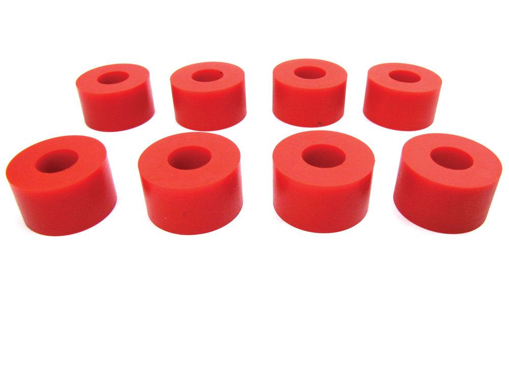 firm/red polybush kit