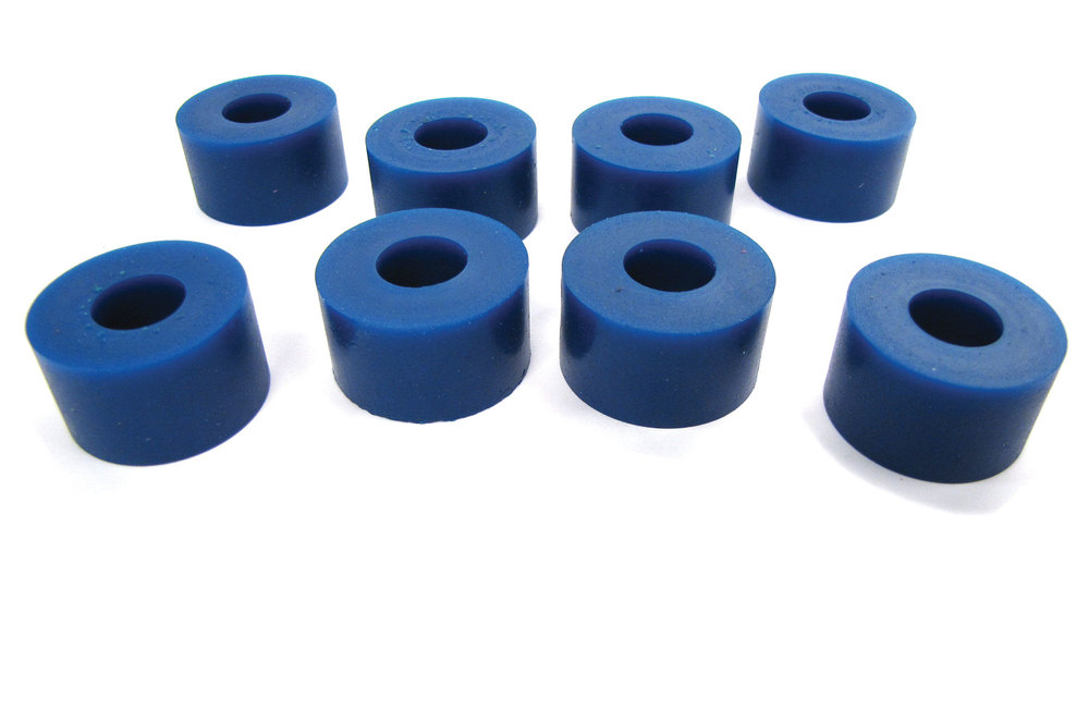 blue/soft polybush kit
