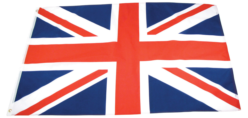 Flag: Union Jack 5 X 3 Foot