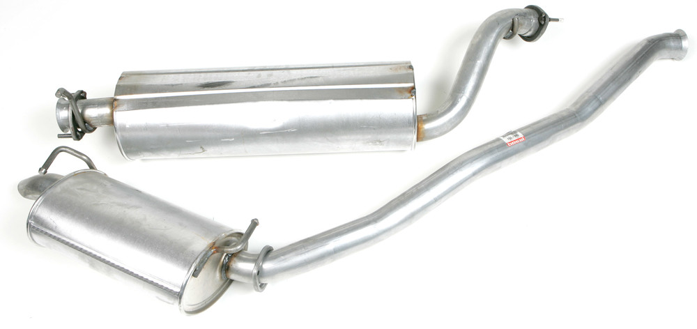 Exhaust System - 1995-1996 - Cat Back