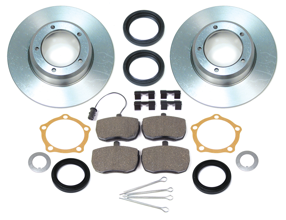 Brake Rebuilding Kit - Front