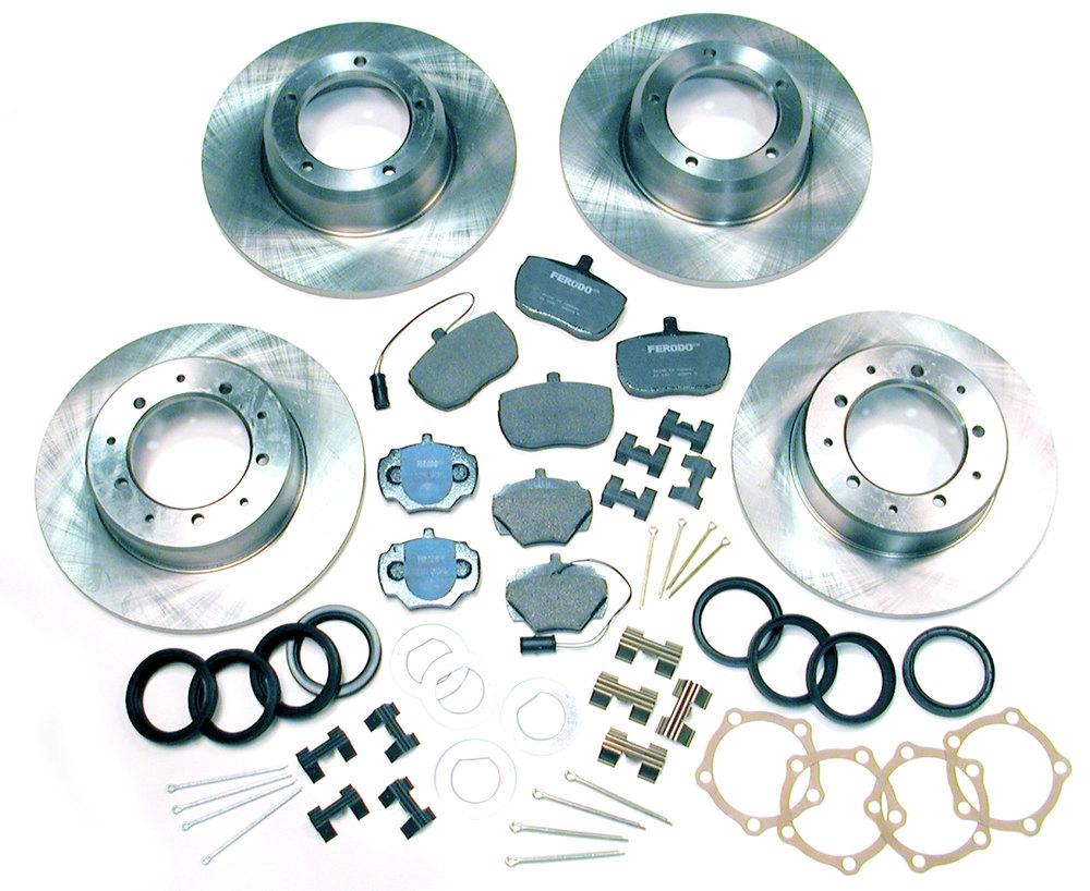 Atlantic British exclusive brake rebuild kit