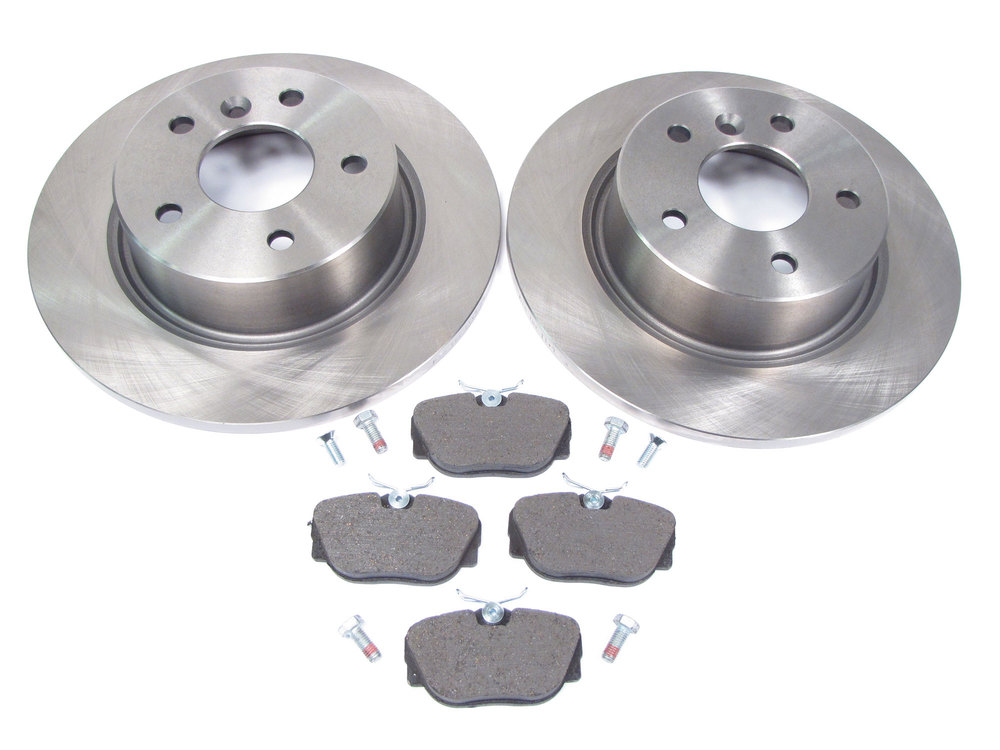 Rear Brake Rebuilding Kit For Land Rover Discovery Series II And Range Rover P38