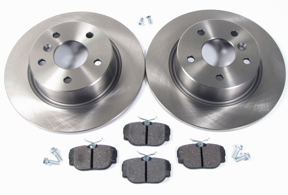 Discovery Series II Brake Parts