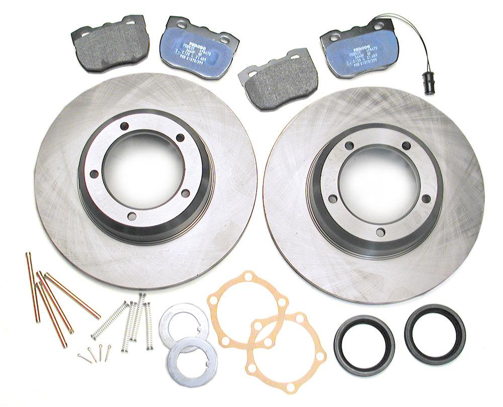 Brake Rebuilding Kit - Front - Ferodo