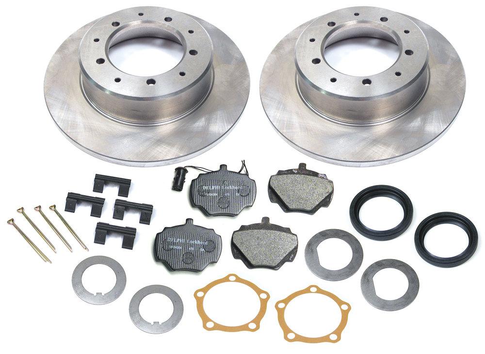 Brake Rebuilding Kit - Rear