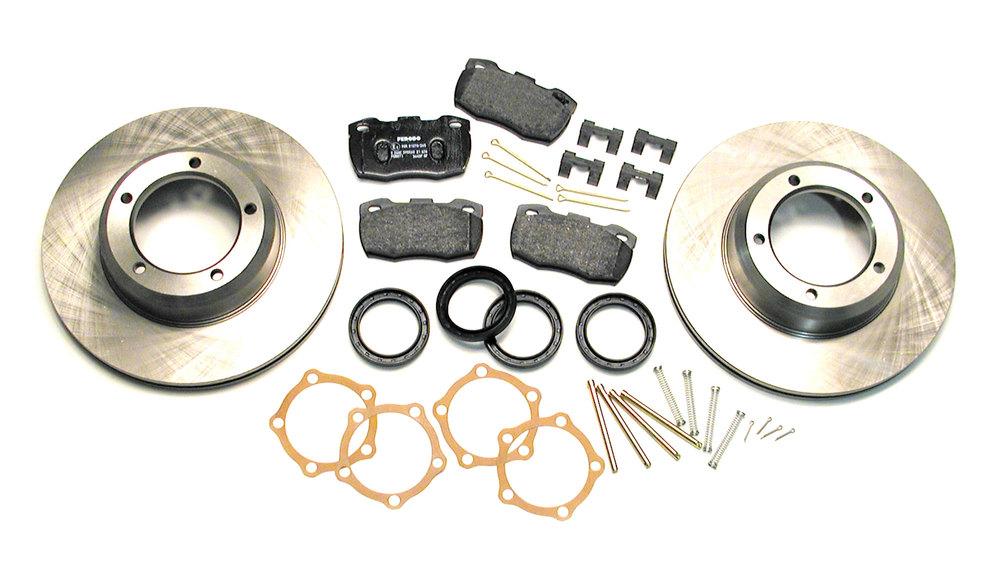 Ferodo Brake Rebuild Kit - Front