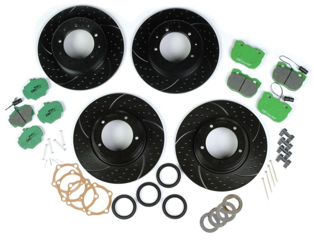 Land Rover brake rebuild kit