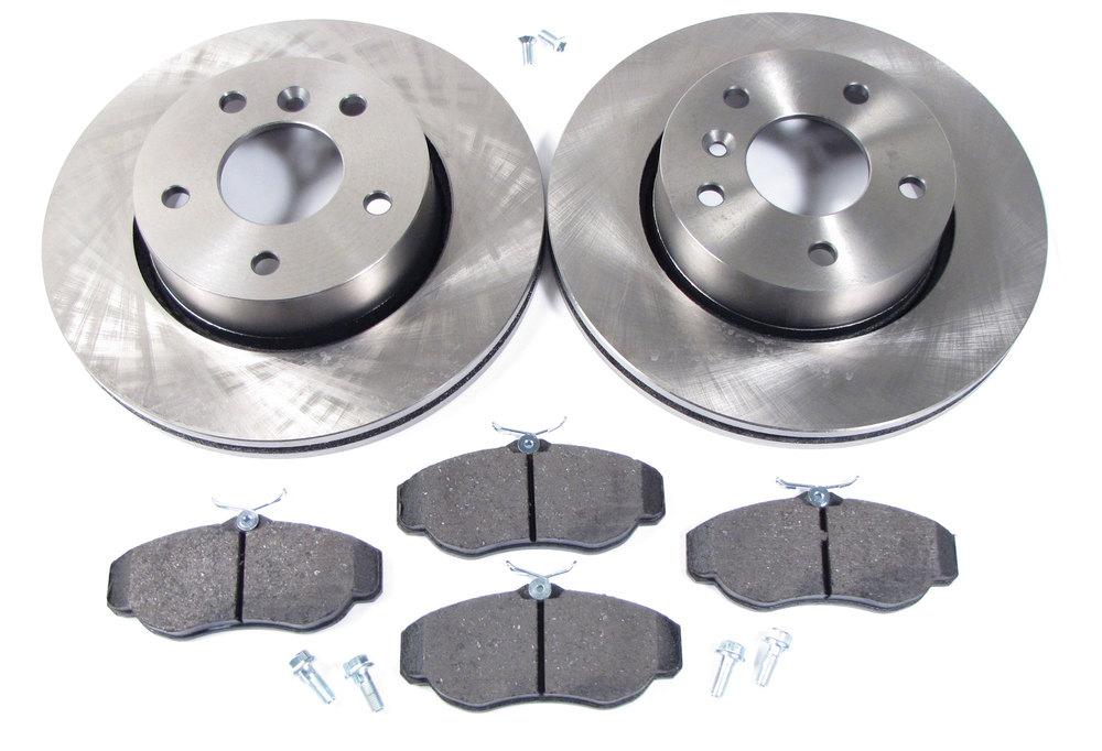 Brake Rebuilding Kit Front 4.0/4.6