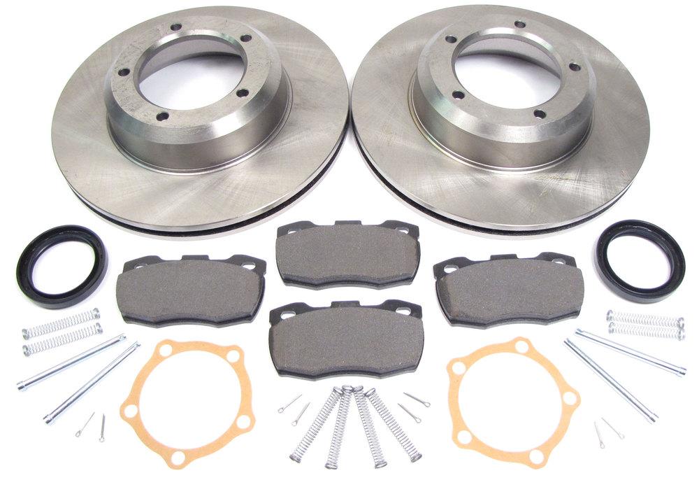 Brake Rebuild Kit Front